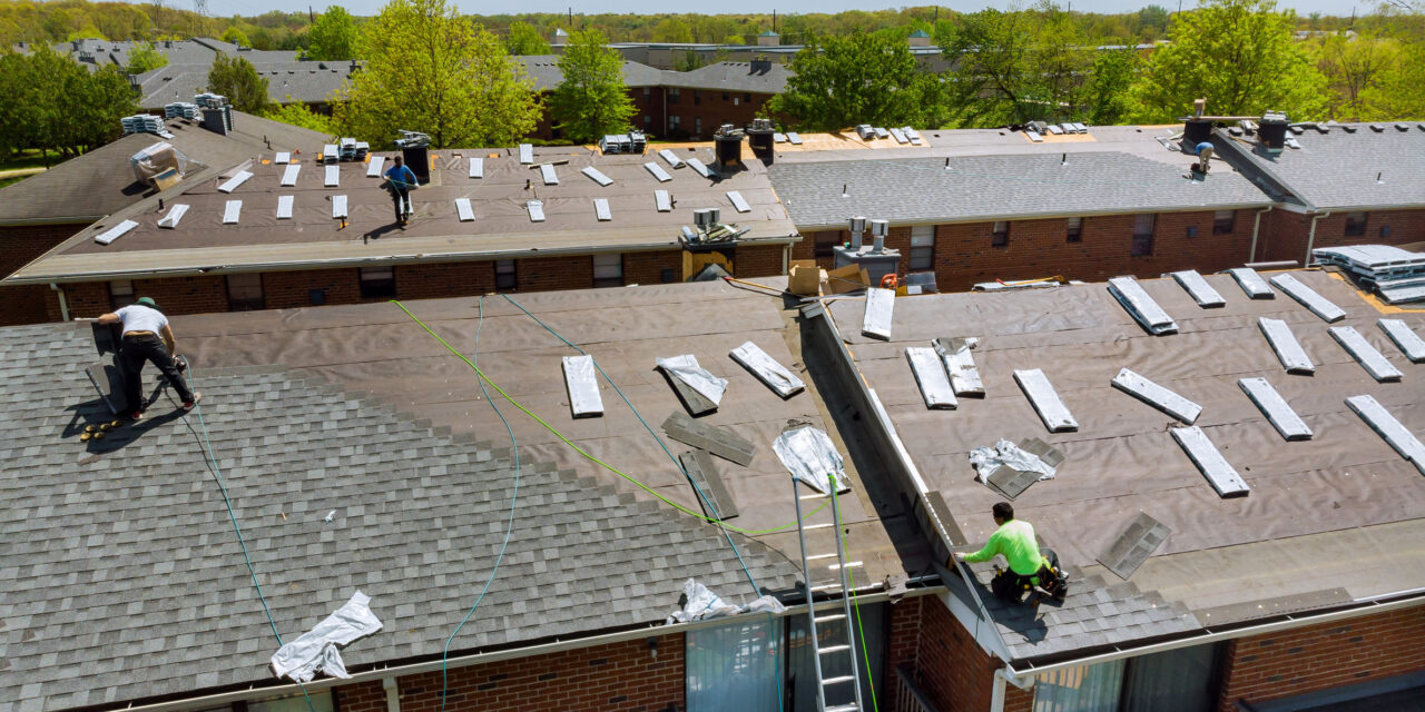 5 Warning Signs That You Need Residential Roof Replacement NJ